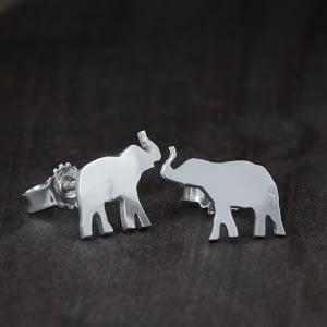 Ørepynt «Elefant»